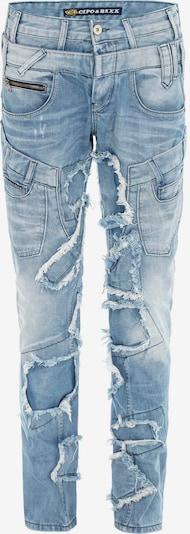 CIPO & BAXX Jeans in de kleur Lichtblauw, Productweergave