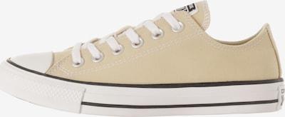 CONVERSE Sneaker in beige / schwarz / weiß, Produktansicht