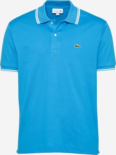 LACOSTE Tričko - modrá / biela, Produkt