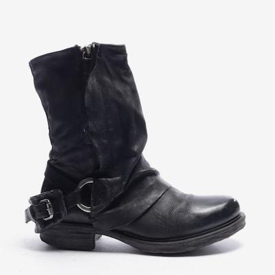 A.S.98 Stiefeletten in 38 in schwarz, Produktansicht
