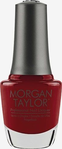 Morgan Taylor Nail Polish 'Red Collection' in Red