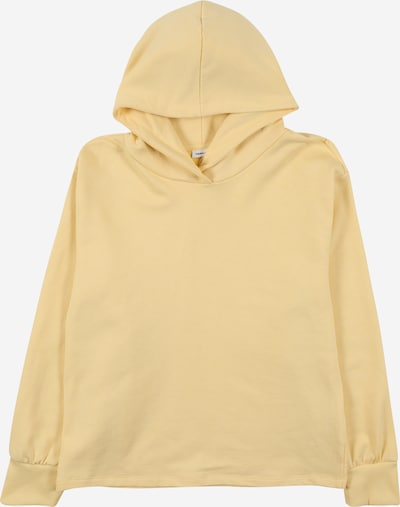 NAME IT Sweatshirt in light yellow, Item view