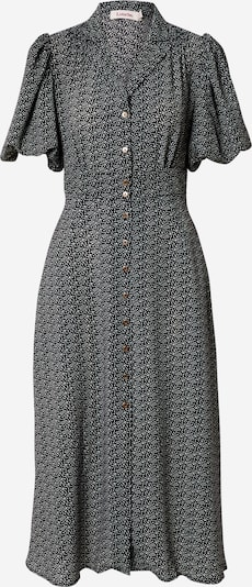 Louche Kleid 'Echo Galaxy' in schwarz / weiß, Produktansicht