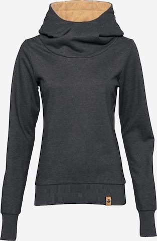 Fli Papigu Sweatshirt in Grey