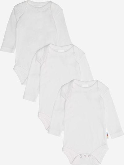 LILIPUT Langarmbody (3er Pack) weiß in weiß, Produktansicht
