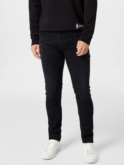 DIESEL Jeans 'SLEENKER-X' in nachtblau, Modelansicht