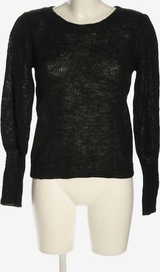 Sofie Schnoor Rundhalspullover in S in schwarz, Produktansicht