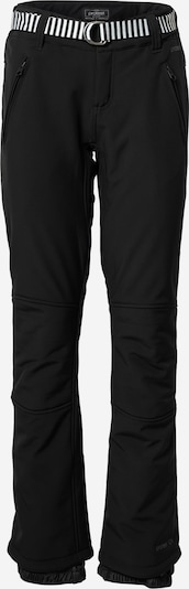 PROTEST Outdoor Pants 'RAMI' in Black, Item view