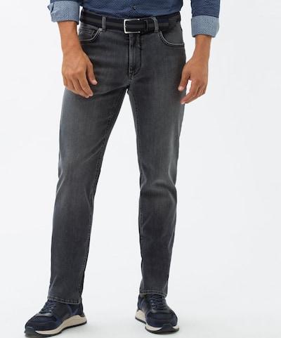 BRAX Jeans 'Cooper' in anthrazit, Modelansicht