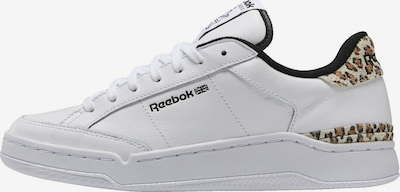 Reebok Classics Sneakers in Beige / Brown / White, Item view