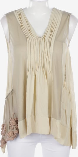 Twin Set Top & Shirt in M in Champagne, Item view