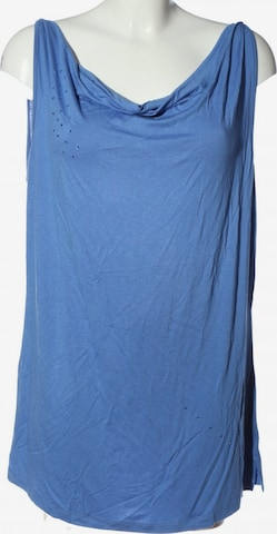 okay Top & Shirt in XXL in Blue