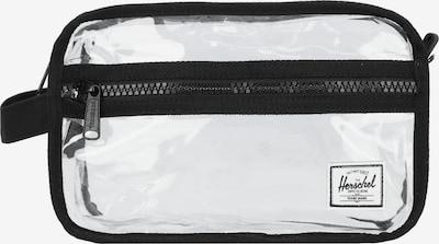 Herschel Kulturbeutel 'Chapter 22 cm' in schwarz, Produktansicht