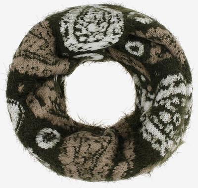 usha FESTIVAL Kružni šal u smeđa / tamno smeđa / bijela, Pregled proizvoda