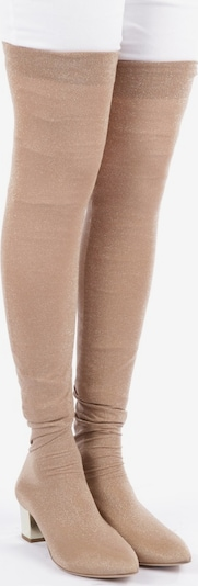 Charlotte Olympia Dress Boots in 39,5 in Nude / Gold, Item view