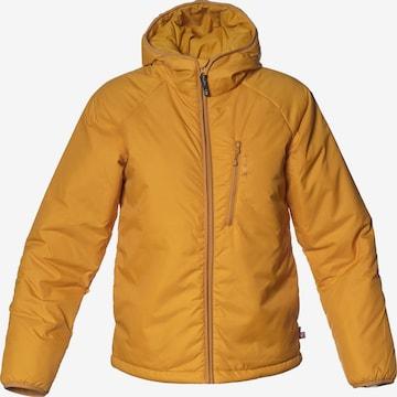 Veste outdoor Isbjörn of Sweden en jaune