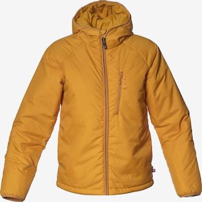Isbjörn of Sweden Outdoorjas in de kleur Donkergeel, Productweergave