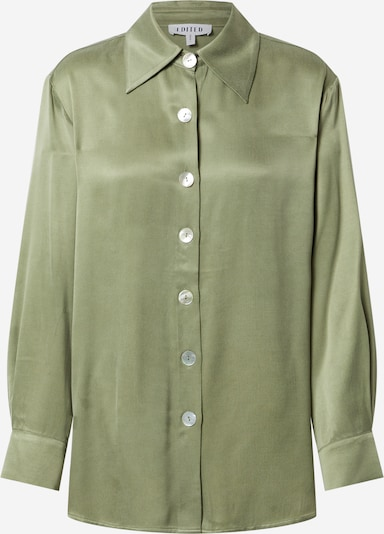 EDITED Blus 'Ramona' i grön, Produktvy