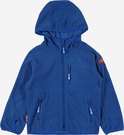 TROLLKIDS Veste en polaire fonctionnelle en bleu, Vue avec produit