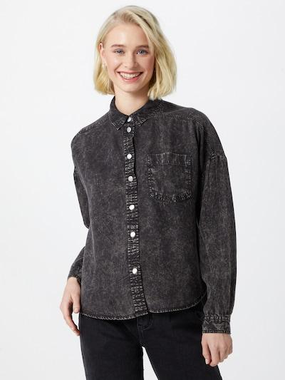 Camicia da donna 'Theodora' ONLY di colore nero, Visualizzazione modelli
