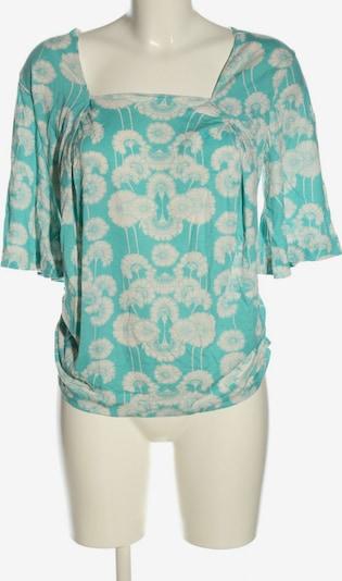 by Marlene Birger T-Shirt in S in türkis / weiß, Produktansicht