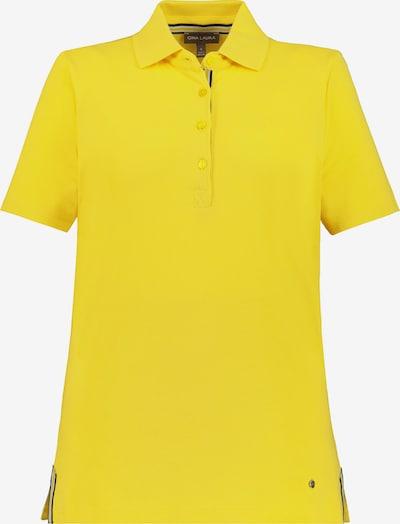 Gina Laura Shirt '728457' in gelb, Produktansicht