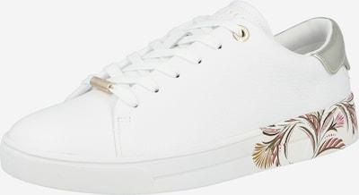 Ted Baker Sneaker 'Tiriey' in gold / khaki / altrosa / weiß, Produktansicht