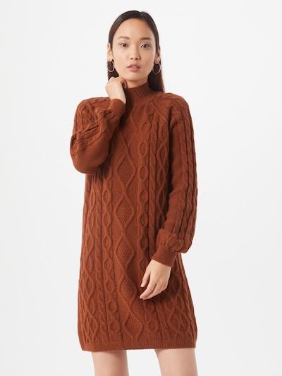 ONLY Kleid 'New Freya' in braun, Modelansicht