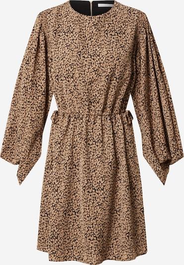 Freebird Kleid in braun / schwarz, Produktansicht