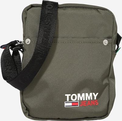 Tommy Jeans Bolso de hombro 'CAMPUS' en caqui / rojo / blanco, Vista del producto