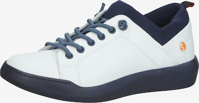 Softinos Sneakers in Night blue / White, Item view