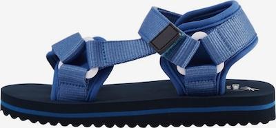 MANGO KIDS Sandale 'Joy1' in royalblau / schwarz, Produktansicht