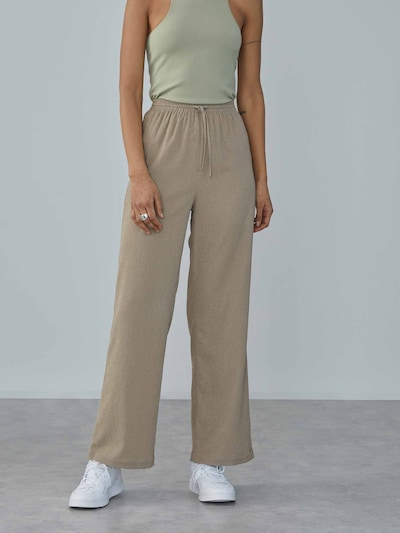 LeGer by Lena Gercke Trousers 'Smilla' in Taupe, View model