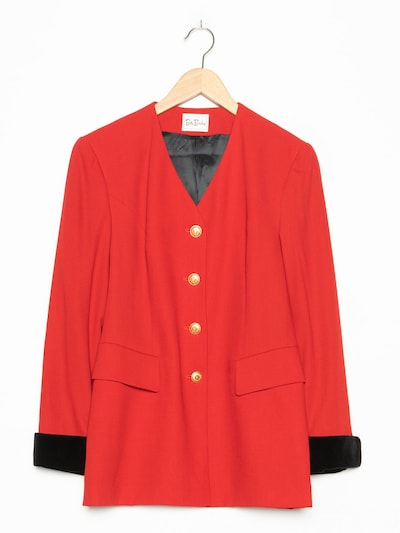 Betty Barclay Blazer in S-M in rot, Produktansicht