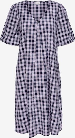 JDY Kleid in nachtblau / pastelllila, Produktansicht
