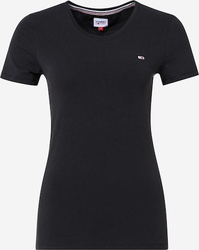 Tommy Jeans Majica | rdeča / črna / bela barva, Prikaz izdelka