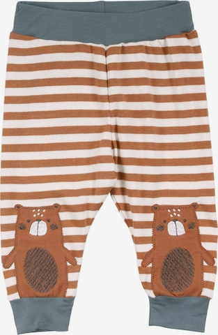 Fred's World by GREEN COTTON Trousers 'Bear' in Beige