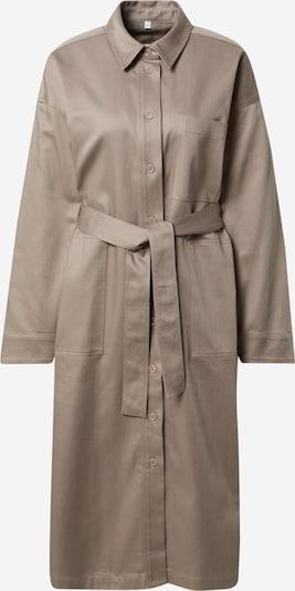 A LOT LESS Mantel 'Kiara' in beige, Produktansicht
