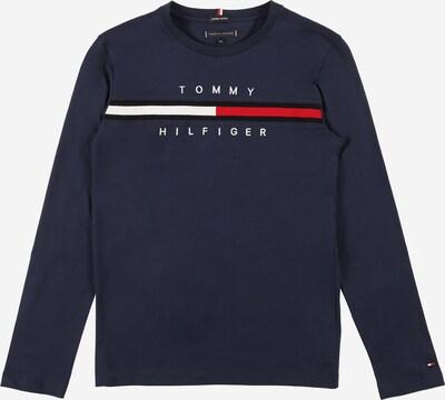 Tricou TOMMY HILFIGER pe bleumarin / roșu / negru / alb, Vizualizare produs