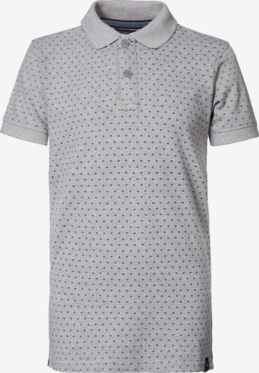 Petrol Industries Poloshirt in grau, Produktansicht