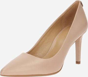 MICHAEL Michael Kors Официални дамски обувки 'DOROTHY' в бежово