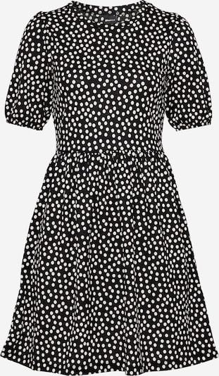 Gina Tricot Obleka 'Sylvie' | črna / bela barva, Prikaz izdelka