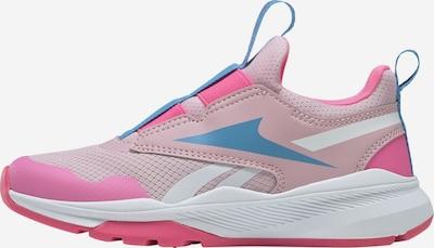 REEBOK Chaussure de sport 'XT Sprinter' en bleu / rose clair / blanc, Vue avec produit