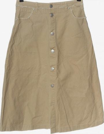 WEEKDAY Skirt in S in Brown