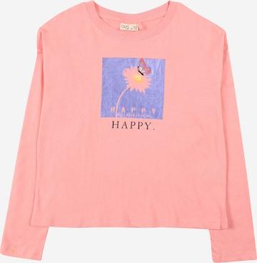 T-Shirt OVS en rose
