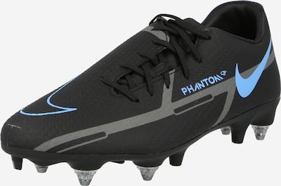 Ghete de fotbal 'Phantom GT2 Academy' NIKE pe albastru deschis / gri / negru, Vizualizare produs