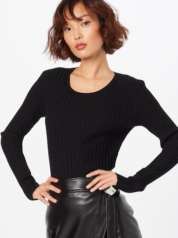 Filippa K Pullover 'Ariel' in Schwarz