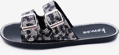 Kamoa Beach & Pool Shoes in Black / Silver, Item view