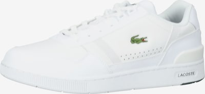 LACOSTE Sneakers in Green / Red / White, Item view