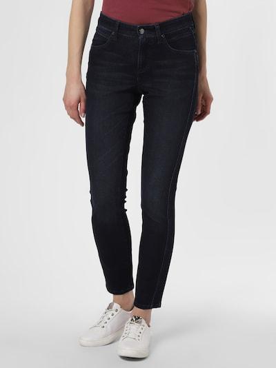 Cambio Jeans ' Paris' in dunkelblau, Modelansicht